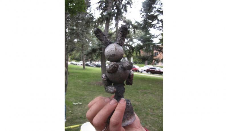 Jeff Koons Bunny